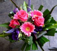 Bridesmaid's Bouquet 02